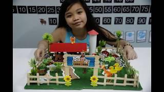 HOW TO MAKE A FARM DIORAMA   CFA Homeschool