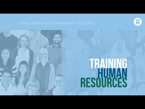 Training Human Resources - YouTube