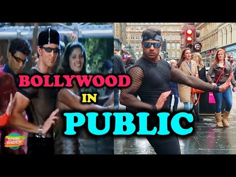 Bollywood In Public | Rahim Pardesi