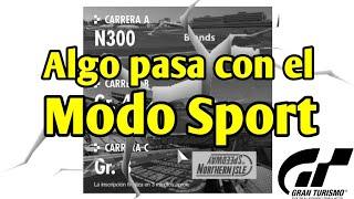 Gran Turismo Sport - ¿ Qué esta pasando con el Modo Sport ?