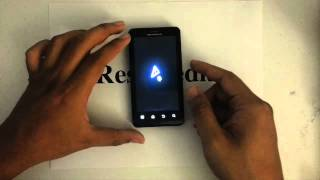 How to Factory Restore Hard Reset or Password Wipe the Motorola Droid Bionic 4G LTE Verizon