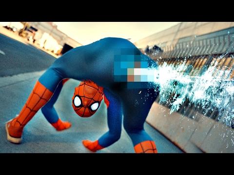 Anatomicky přesný Spider-Man