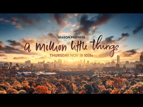 A Million Little Things Season 3 (Promo)