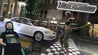 Need for Speed: Underground🔥Легенда в здании! Дух настоящих уличных гонок!