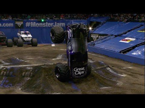 Monster Jam 2021 コロンブス OH ハイライト動画