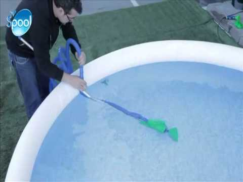 Zwembad stofzuiger Little Vac
