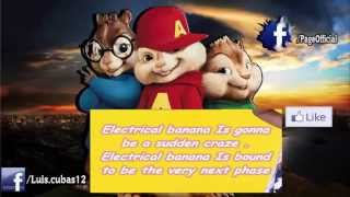 Alvin Y Las Ardillas - Mellow Yellow [Abraham Mateo] Lyrics