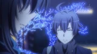 Hachiman Hikigaya  - (My Youth Romantic Comedy Is Wrong, As I Expected) - Yukino and Hachiman |Heartbreaking scene| Oregairu Season 2 (Episode 7)