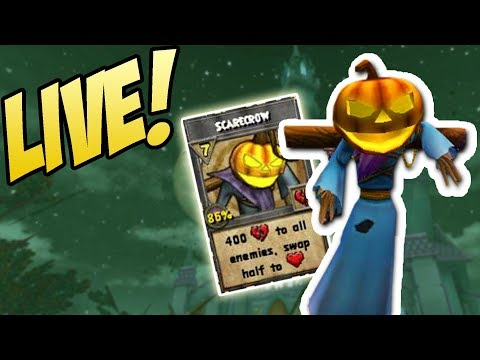 Wizard101 THIS SPELL SAVED THE DEATH SCHOOL! - Heather&Val