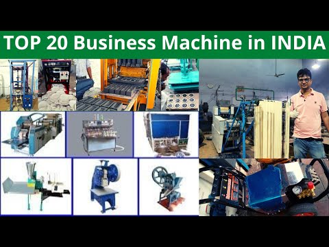 , title : 'TOP 20 Business Machine in INDIA   small business ideas