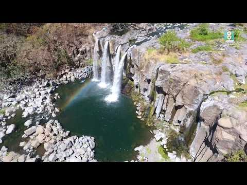 Cataratas Los Amates, una opción aventurera para Semana Santa