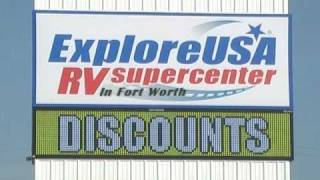 EploreUSA RV SuperCenter in Fort Worth