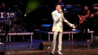 "Freddie Jackson - ""Love Is Just A Touch Away"" (LIVE)"