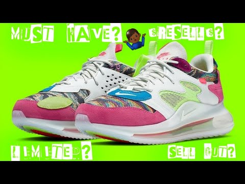 Odell Beckham Jr. x Nike Air Max 720 *🔥/🚮*