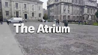 Route to The Atrium