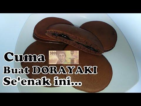 RESEP DORAYAKI CHOCOLATOS    Cocok Bagi Pemula