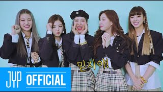 "ITZY ""WANNA BEHIND"" EP.08"