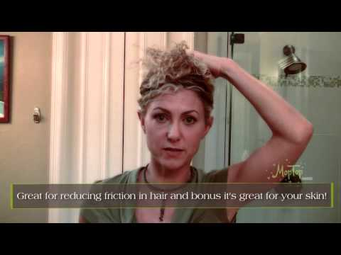 MopTop Nighttime Routine Tips – Kelly
