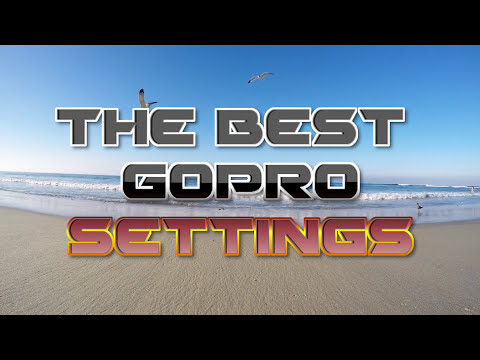 The Best GoPro Settings For Slow Motion Videos