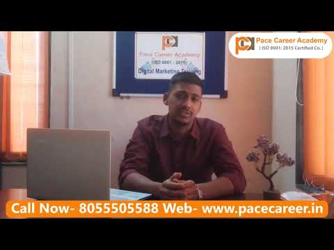 Pace Career Academy Digital Marketing Training - Parth Kore Testimonial