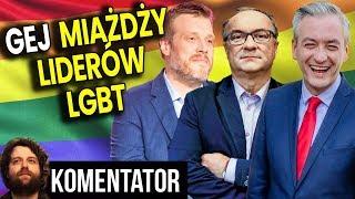 Gej Miażdży Argumentami Liderów LGBT Za Szkodzenie Gejom dla Polityki – Wywiad Analiza Komentator PL