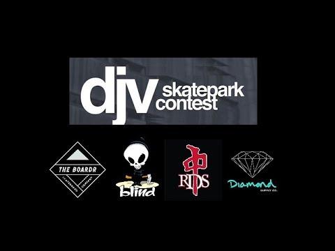 2018 DJV Skatepark Contest (Mojo Videos)
