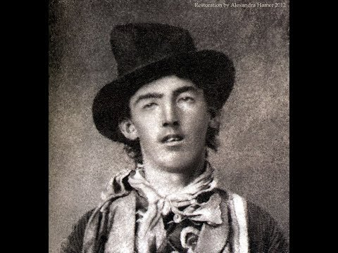 Billy The Kid: Re-done  (Jerry Skinner Documentary)