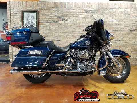 2001 Harley-Davidson FLHTCUI Ultra Classic® Electra Glide® in Big Bend, Wisconsin - Video 1