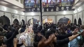 Shabbir Ne Apne Seene Per Kuch Teer - Nauha By Sajid Ali Urf Chand Bhai