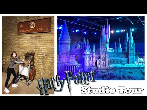 The Harry Potter Studios Tour London | Let Me Show You Around | Bella Mix