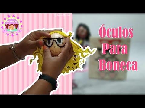 Óculos para bonecas