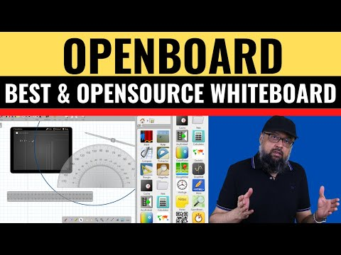 Openboard is The Best Free Online Whiteboard for Teaching Math