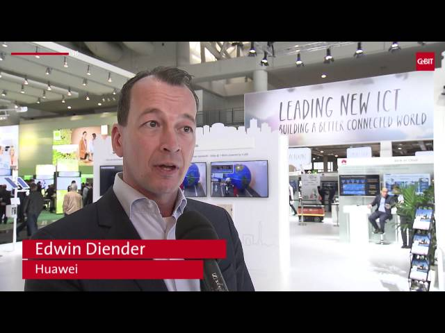 CeBIT 2016 - Security and Augmented Reality