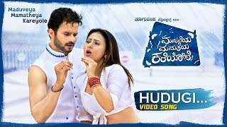 Hudugi Video Song