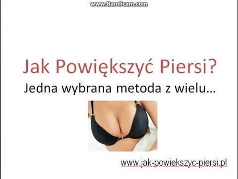 Powiększenie piersi za pomocą hormonu