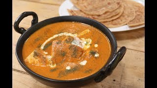 Butter Paneer Indian Style with english subtitles