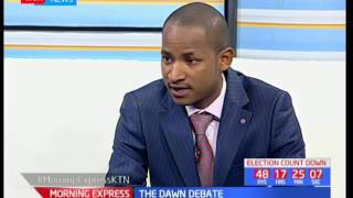 Former SONU chairman-Babu Owino shares his dream for Embakasi East Constituency ahead of polls
