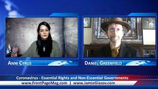 Daniel Greenfield: Coronavirus – Essential Rights and Non-Essential Governments.