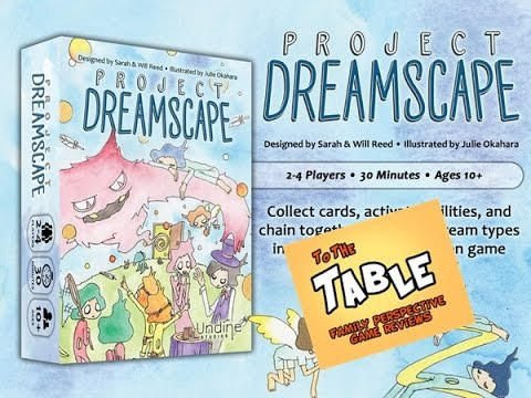 To The Table: Project Dreamscape Review