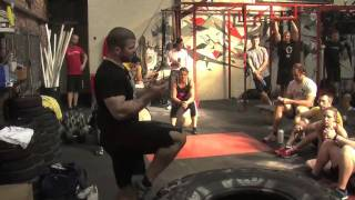 CrossFit - Coaching Points for Flipping Tires