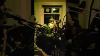 Ruff trade reggae band in association with white rhino uk clothing