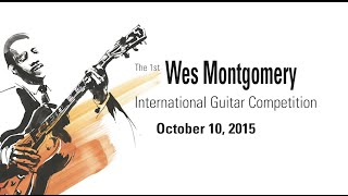 Wes Montgomery International Guitar Competition