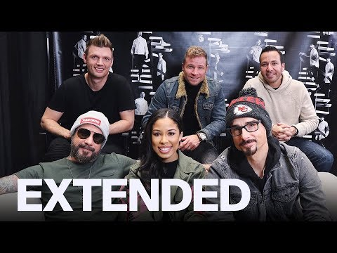 Backstreet Boys Are Still Hungry For Their First Grammy Win | EXTENDED
