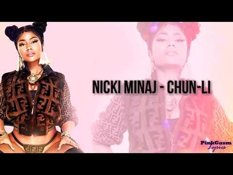 Nicky Minaj - Chun Ly (Lyrics) mp3