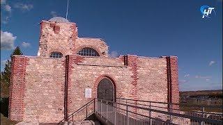 Церковь Благовещения на Рюриковом городище вновь открыта для экскурсионного показа