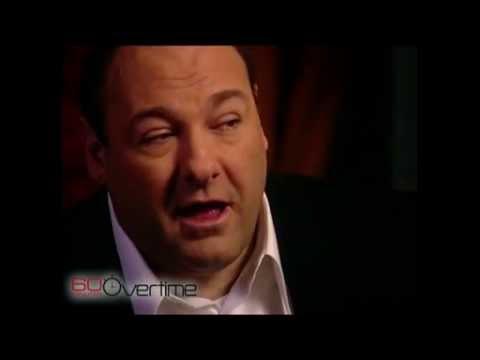 Interview with James Gandolfini