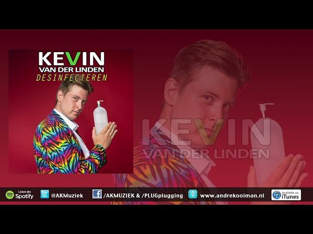 Kevin Van Der Linden - DESINFECTEREN