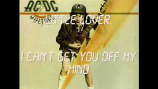 AC/DC - Little Lover Lyrics
