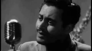 TANG AA CHUKE HAIN   MOHD.RAFI  SAHIR LUDHIANVI  S D BURMAN  ( PYAASA 1957)
