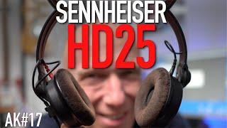 Tag 17: Top Kopfhörer: Ist der Sennheiser HD25 gut?  | Abmischen Tutorial | Recording-Blog 17